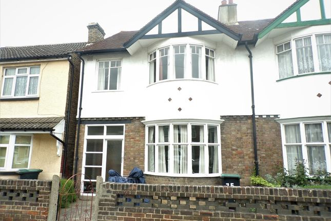 3 bed semi-detached house for sale in Campbell Road, Northfleet, Gravesend