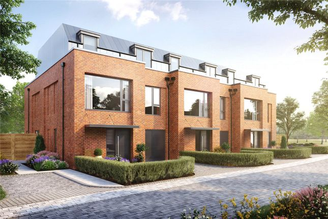 Thumbnail Terraced house for sale in Plot 2, Cavendish Place, Hill Top Road, Oxford