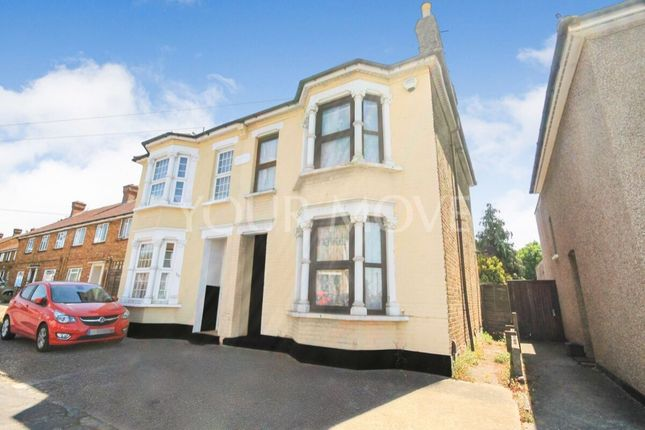 Semi-detached house for sale in Brentwood Road, Romford