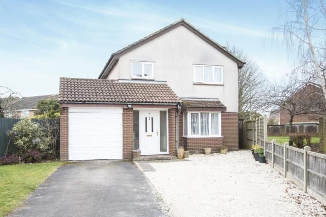 Thumbnail Detached house for sale in Mudeford, Christchurch, Dorset