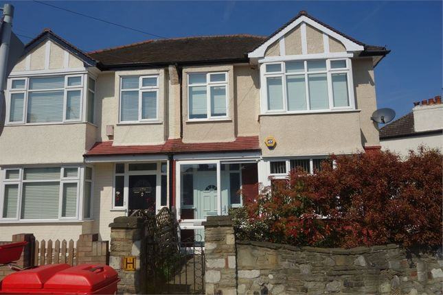 Thumbnail Terraced house to rent in Birchanger Road, London