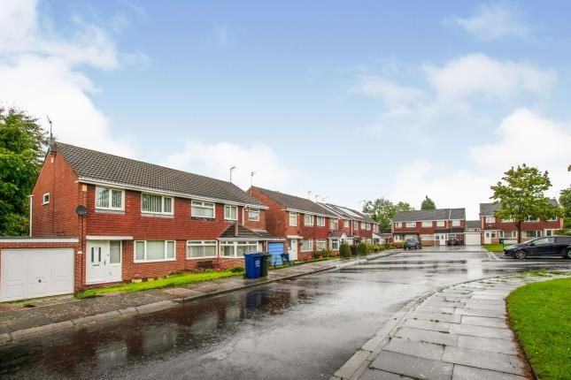 Thumbnail Semi-detached house for sale in Cowdray Court, Newcastle Upon Tyne, Tyne And Wear, Tyne And Wear