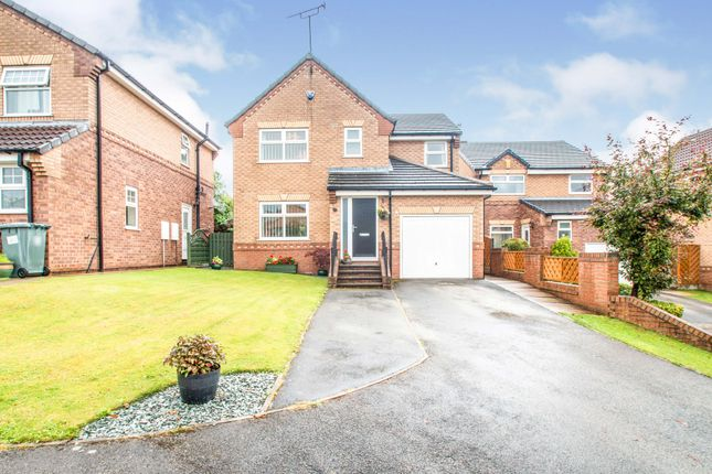 Thumbnail Detached house for sale in Curlew Rise, Morley, Leeds, West Yorkshire
