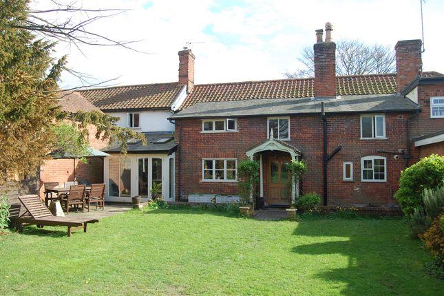 Thumbnail Detached house for sale in Fore Street, Framlingham, Woodbridge