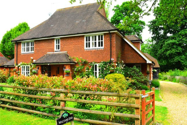 Thumbnail Detached house for sale in Coombe Lane, Worplesdon, Guildford, Surrey