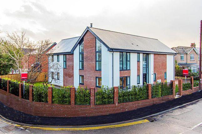 Detached house for sale in Lozelles, Lisvane, Cardiff