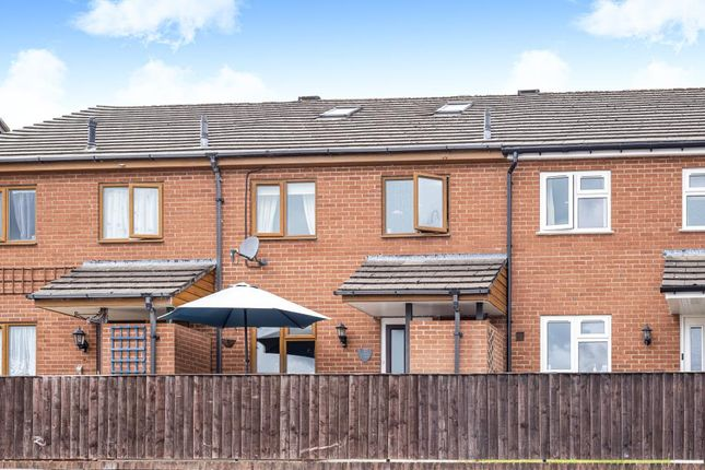 Thumbnail Terraced house for sale in Ithon Close, Llandrindod Wells