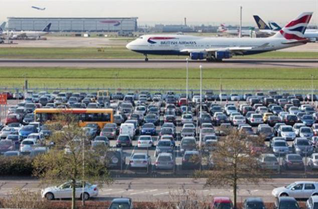 Glasgow Car Parking Investment