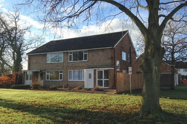 Thumbnail Maisonette to rent in Finmere Crescent, Aylesbury
