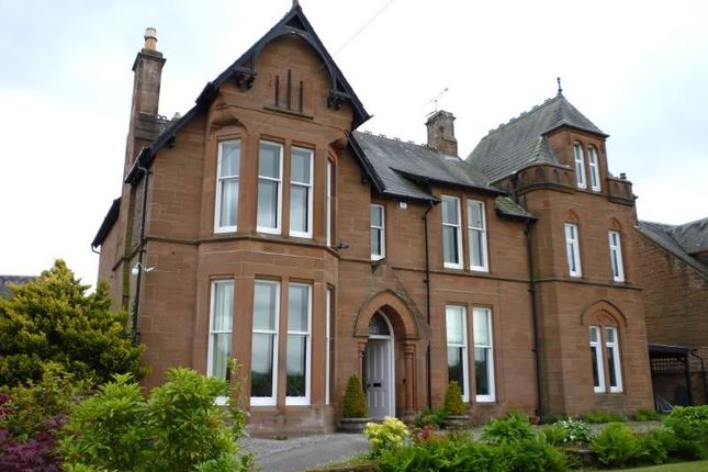 Thumbnail Detached house for sale in Dalbeattie Road, Dumfries