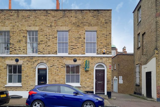 Thumbnail End terrace house for sale in Arbour Square, Stepney, London