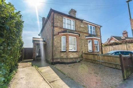 Thumbnail 4 bedroom semi-detached house to rent in Church Green, Walton Street, Walton On The Hill, Tadworth
