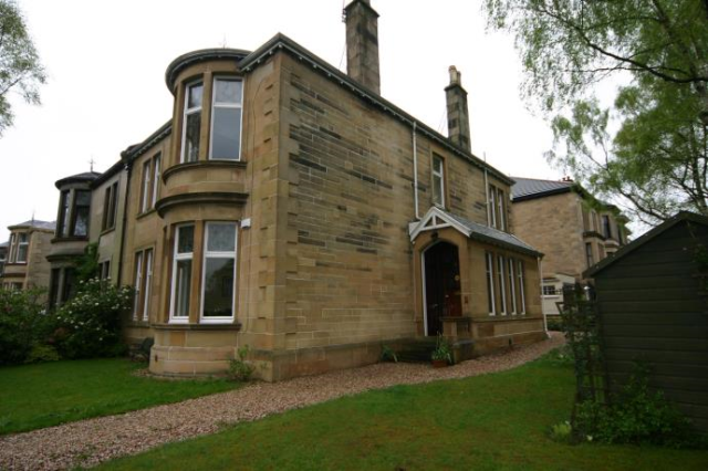 Thumbnail Semi-detached house to rent in Whittingehame Drive, Glasgow