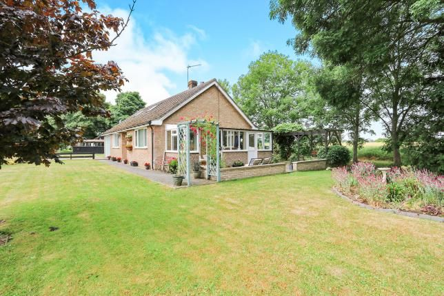 Thumbnail Bungalow for sale in Kenninghall, Norwich, Norfolk