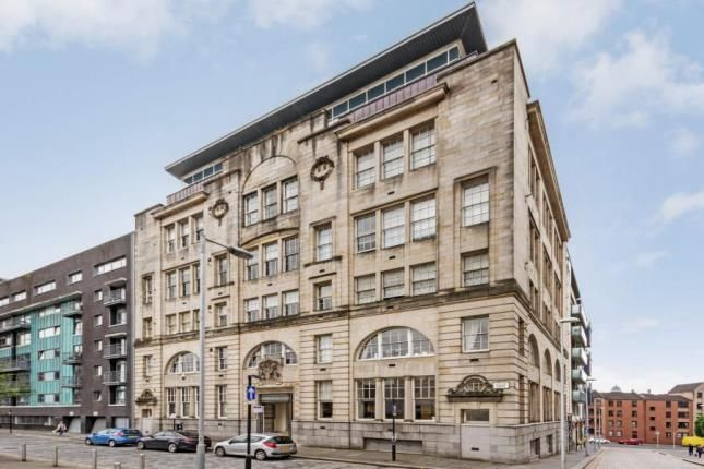 Thumbnail Flat for sale in College Street, Glasgow, Lanarkshire