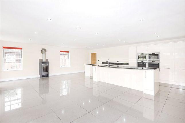 Thumbnail Detached house for sale in Chobham Park Lane, Chobham, Surrey