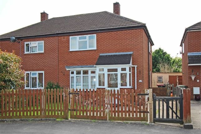 Thumbnail Semi-detached house for sale in 15 Tame Bank, Kingsbury, Tamworth, Warwickshire