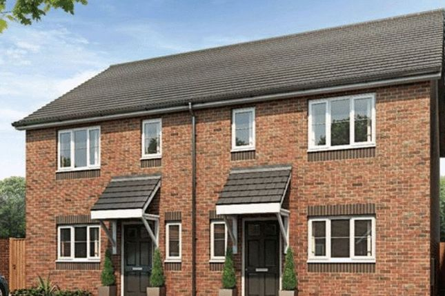 Thumbnail Semi-detached house for sale in Miners Way, Telford