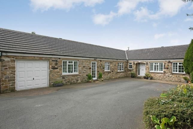 Thumbnail Detached house for sale in Western Way, Darras Hall, Ponteland, Newcastle