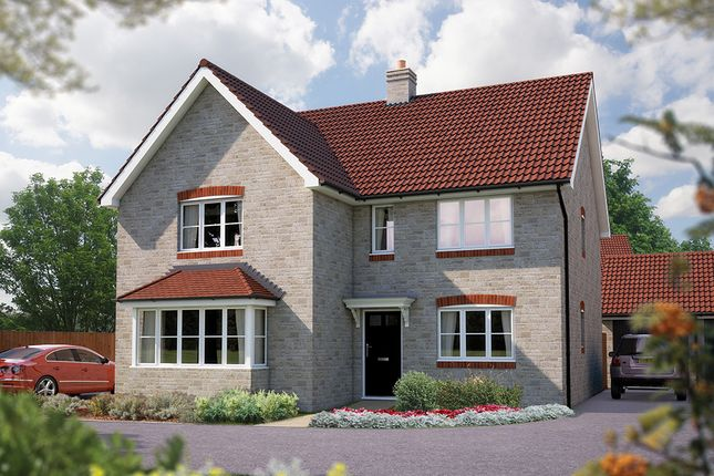 """Thumbnail Detached house for sale in """"The Arundel"""" at Cleveland Drive, Brockworth, Gloucester"""