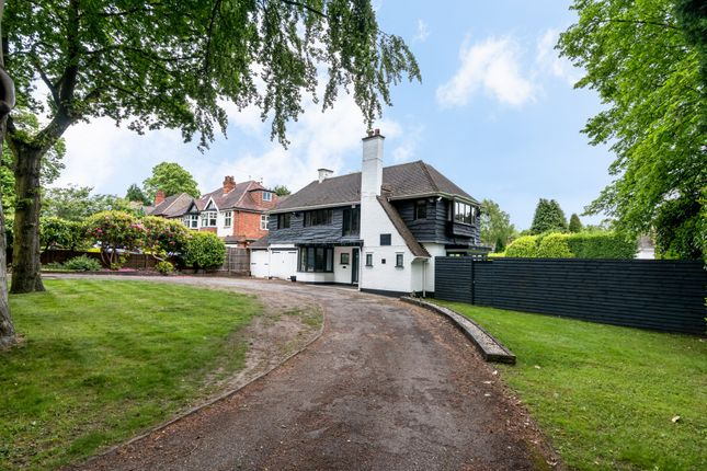 Thumbnail Detached house to rent in Rosemary Hill Road, Sutton Coldfield
