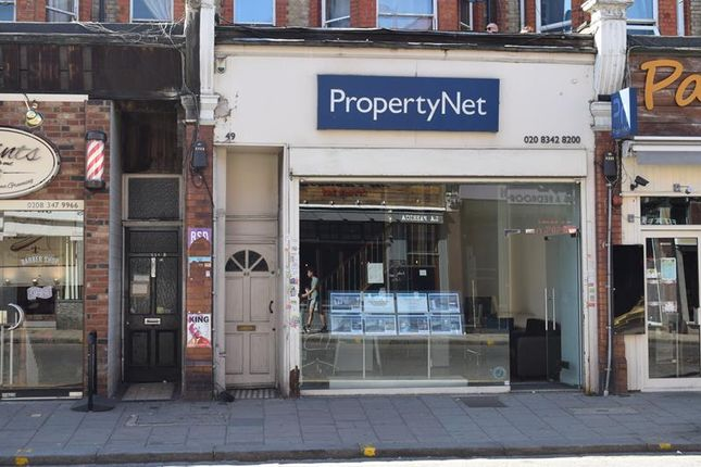 Thumbnail Office to let in 49 Topsfield Parade, Crouch End, London