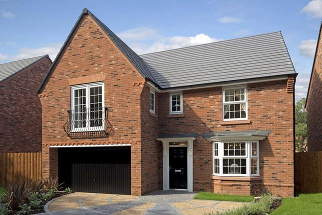 """Thumbnail Detached house for sale in """"Shelbourne"""" at London Road, Nantwich"""