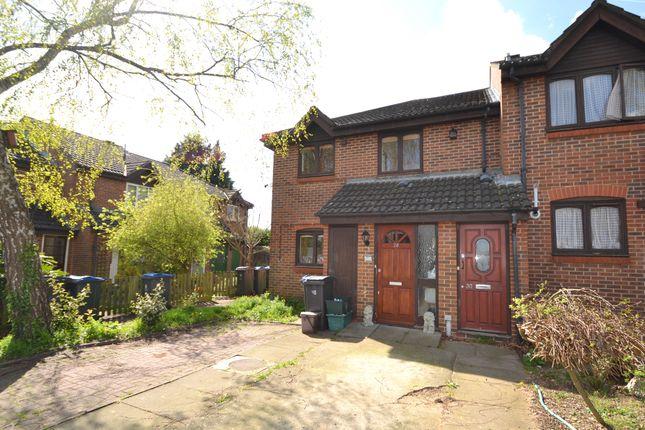 Thumbnail Maisonette to rent in Gladstone Road, Norbiton, Kingston Upon Thames