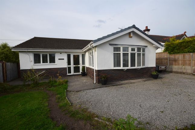 Thumbnail Detached bungalow for sale in Alltami Road, Buckley