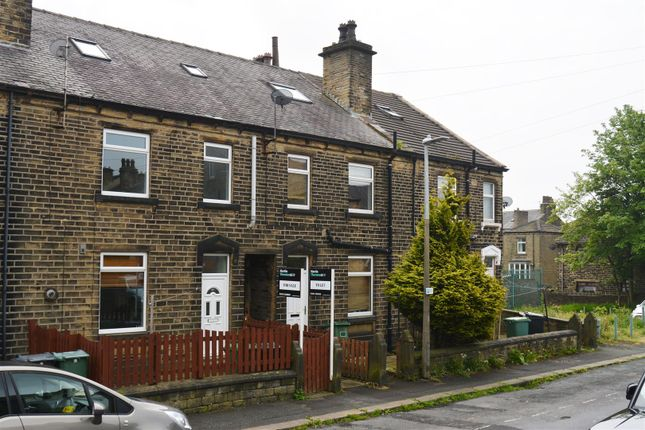 5 bed terraced house for sale in Gibson Street, Lindley, Huddersfield HD3