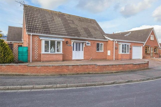 Thumbnail Detached bungalow for sale in Larch Road, Cleethorpes, Lincolnshire