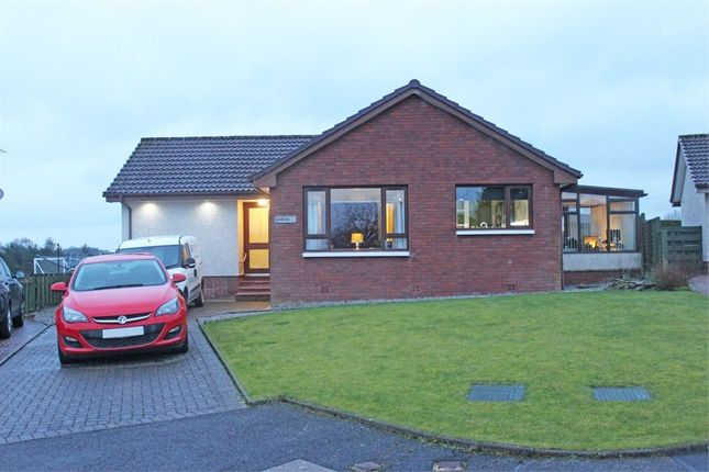 Thumbnail Detached bungalow for sale in Merton Court, Lochmaben, Lockerbie, Dumfries And Galloway