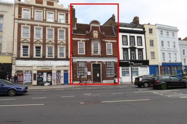 Thumbnail Office for sale in 15-16 Deptford Broadway, Deptford, London
