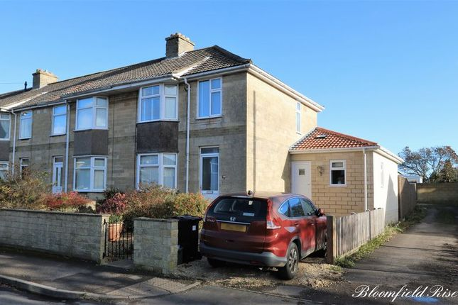 Thumbnail End terrace house for sale in Bloomfield Rise, Odd Down, Bath