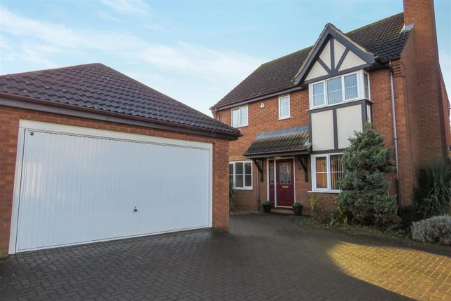 Thumbnail Detached house for sale in Teal Road, Biggleswade
