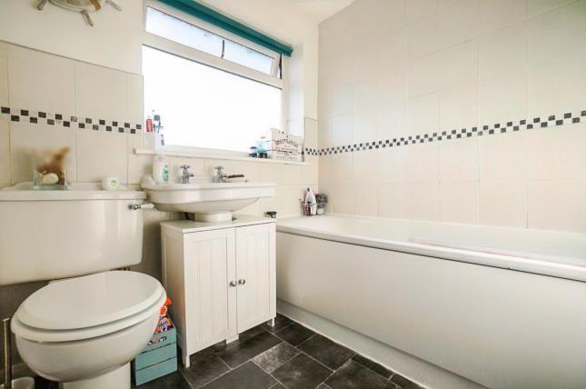 Bathroom of Windermere Road, Heaviley, Stockport, Chehsire SK1
