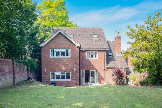 Thumbnail Detached house for sale in Surbiton, Surrey