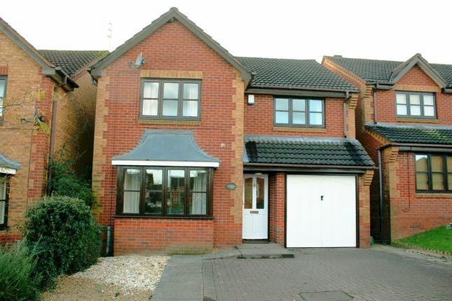 Thumbnail Detached house to rent in Ivy Croft, Pendeford, Wolverhampton