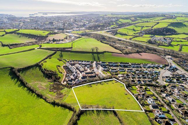 Land for sale in Residential Development Site, Kingskerswell, Devon