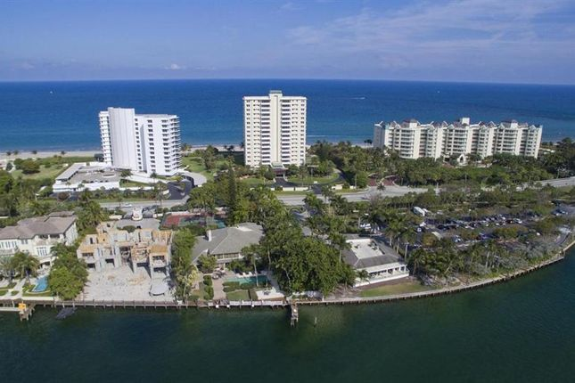 Thumbnail Town house for sale in 750 S Ocean Boulevard, Boca Raton, Florida, United States Of America