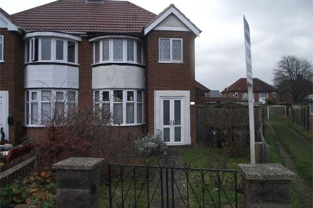 3 bed semi-detached house for sale in Jeremy Grove, Sheldon, Birmingham