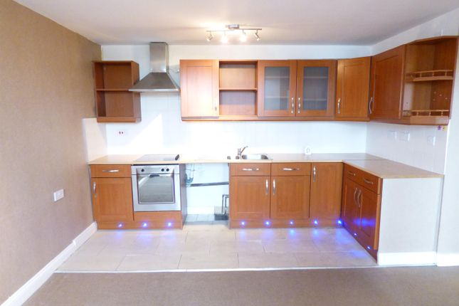 Thumbnail Flat to rent in Park View, Barnsley Road, South Kirkby, Pontefract
