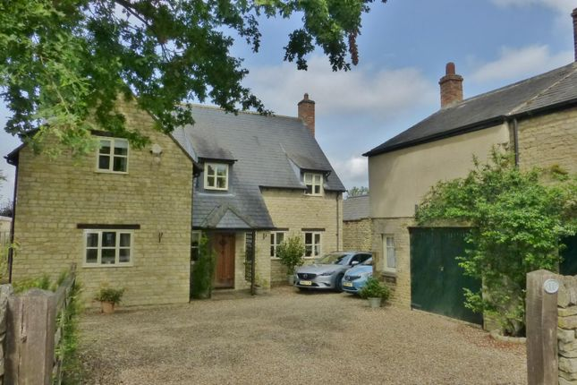 Thumbnail Detached house for sale in High Street, Gretton, Northamptonshire