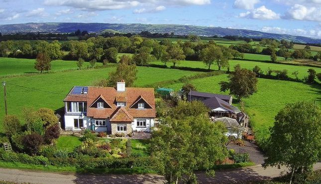 Thumbnail Detached house for sale in Sand, Wedmore