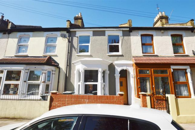 Thumbnail Terraced house for sale in Henderson Road, Forest Gate, London