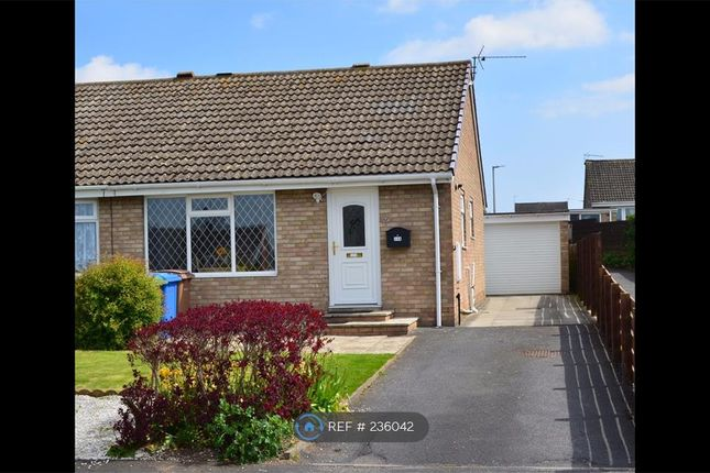 Thumbnail Bungalow to rent in Chatsworth Close, Bridlington