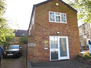 Thumbnail Office for sale in Burley Road, Oakham
