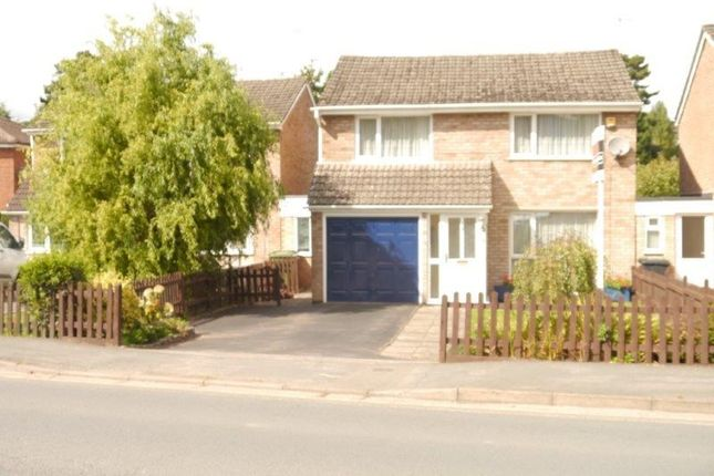 Thumbnail Detached house for sale in Alton Road, Ross-On-Wye