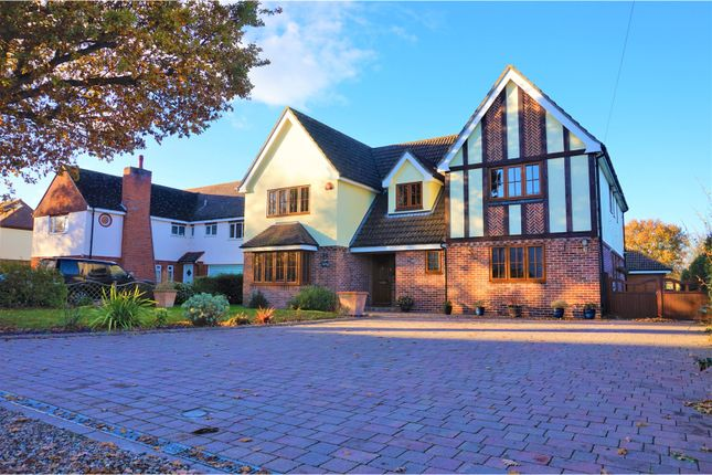 Thumbnail Detached house for sale in Vicarage Lane, Clacton-On-Sea