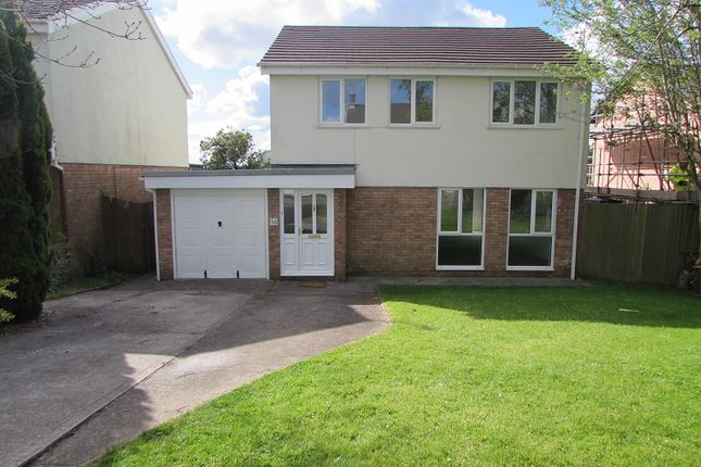 Thumbnail Detached house to rent in 36 Church View, Laleston, Bridgend.